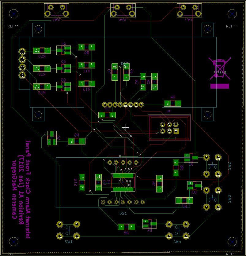 kicad – Cam's Electronics Projects