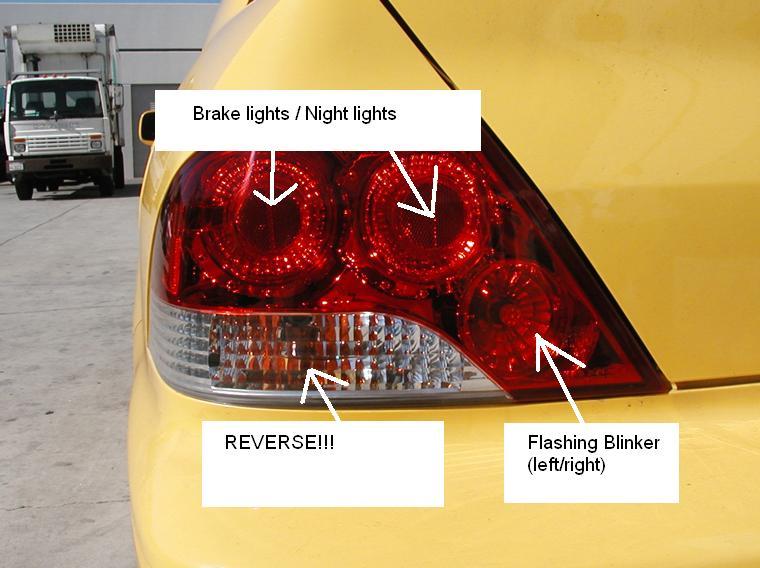 Depo Evo VII Clear Taillights Wiring Problem - EvolutionM ...