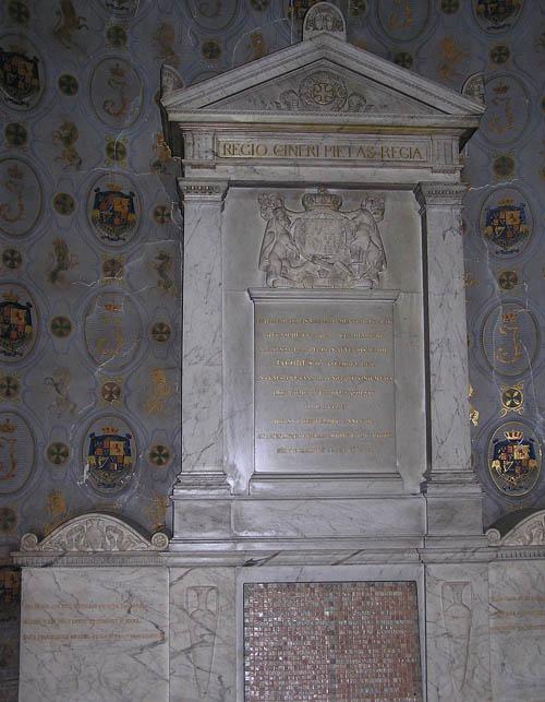 Memoriale di re Giacomo II e VII