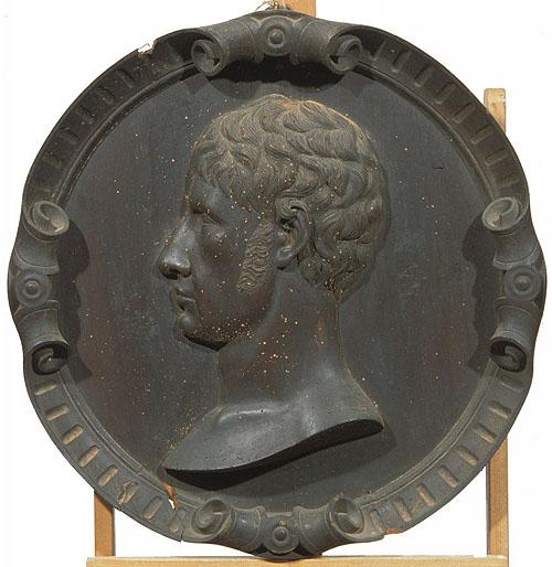 Sollievo del duca Francesco IV di Modena