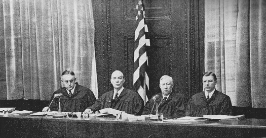 an introduction to the chief justice in the supreme court Chief justice roberts's approach to stare decisis at the threshold of a post-justice kennedy supreme court  introduction it is understandable.