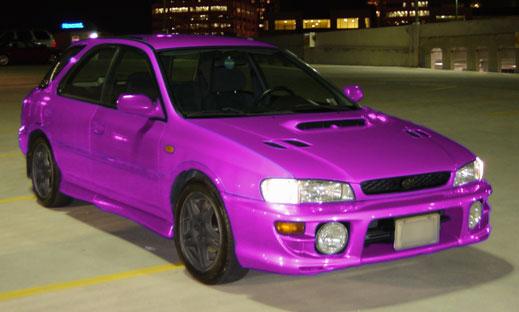 Get Pinked! (Subaru Impreza 4DR 2.5 WRX STI) |Pink Subaru Impreza Wrx
